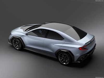 Subaru Viziv Performance Concept 2017 Poster