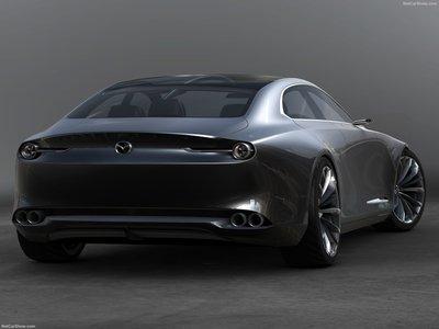 Mazda Vision Coupe Concept 2017 Poster 1327482