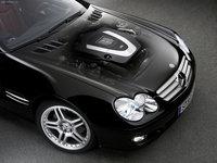 Mercedes-Benz SL 350 2006 #1328528 poster