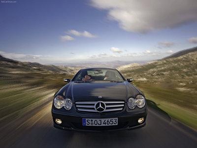 Mercedes-Benz SL 350 2006 poster #1328529