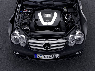 Mercedes-Benz SL 350 2006 poster #1328532