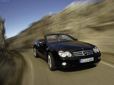 Mercedes-Benz SL 350 2006 poster #1328533