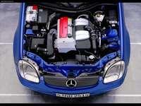 Mercedes-Benz SLK200 Kompressor 2000 poster
