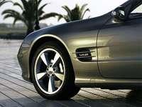 Mercedes-Benz SL600 2003 poster