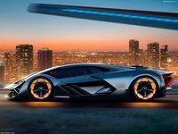 Lamborghini Terzo Millennio Concept 2017 poster
