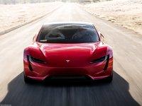 Tesla Roadster 2020 poster