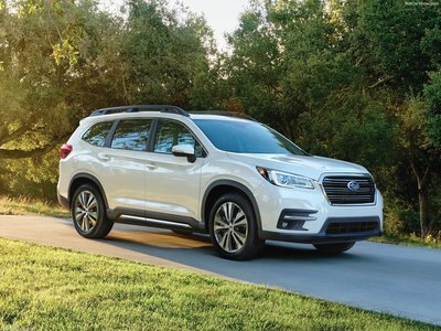 Subaru Ascent 2019 poster #1335480