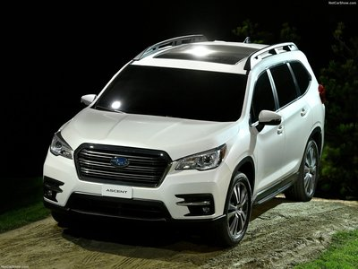 Subaru Ascent 2019 poster #1335495