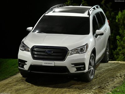 Subaru Ascent 2019 poster #1336761