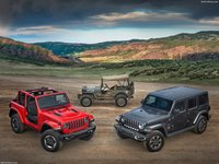 Jeep Wrangler Unlimited 2018 poster