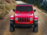 Jeep Wrangler 2018 poster