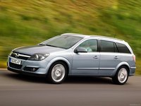 Opel Astra Station Wagon 2004 poster