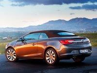 Opel Cascada 2013 poster
