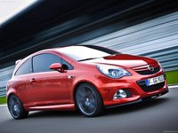 Opel Corsa OPC Nurburgring Edition 2011 poster