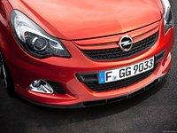 Opel Corsa OPC Nurburgring Edition 2011 poster