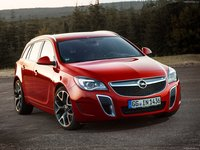 Opel Insignia OPC Sports Tourer 2014 poster