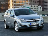 Opel Astra Station Wagon 2007 poster