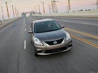 Nissan Versa Sedan 2012 poster