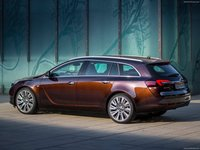 Opel Insignia 2014 poster