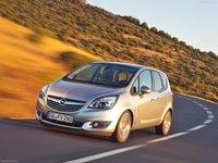 Opel Meriva 2014 poster