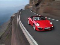 Porsche 911 Carrera S Cabriolet 2013 poster