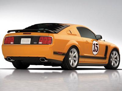 Saleen Ford Mustang 302 Parnelli Jones 2006 Poster 1344365