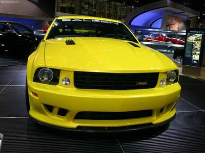 Saleen Ford Mustang S281 Extreme 2005 Poster 1344821