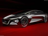 Aston Martin Lagonda Vision Concept 2018 poster