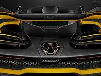 McLaren Senna Carbon Theme by MSO 2019 poster
