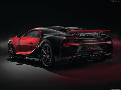 Bugatti Chiron Sport 2019 poster #1346557