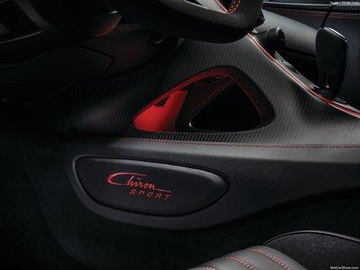 Bugatti Chiron Sport 2019 poster #1346559