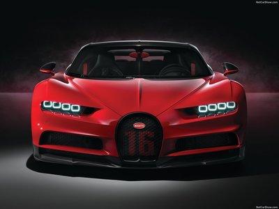 Bugatti Chiron Sport 2019 poster #1346562