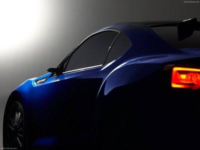 Subaru BRZ STI Concept 2011 poster #1346989