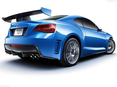 Subaru BRZ STI Concept 2011 poster #1346991