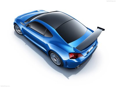 Subaru BRZ STI Concept 2011 poster #1346993