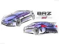 Subaru BRZ STI Concept 2011 #1346996 poster