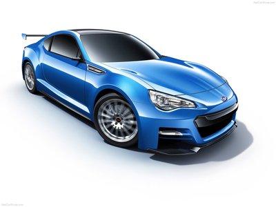 Subaru BRZ STI Concept 2011 poster #1346997