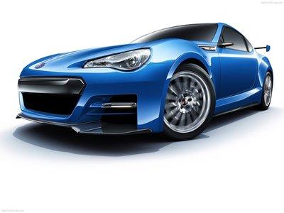 Subaru BRZ STI Concept 2011 poster #1346998