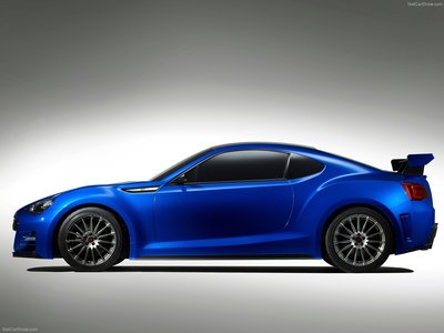 Subaru BRZ STI Concept 2011 poster #1346999
