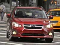 Subaru Impreza 5-door 2012 poster