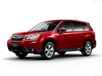 Subaru Forester 2014 poster