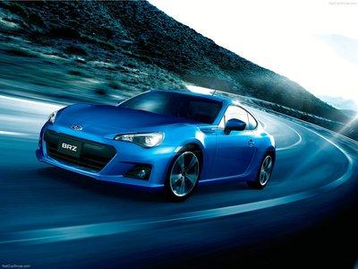 Subaru BRZ 2013 poster #1347638