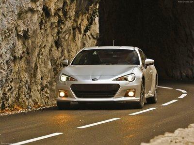 Subaru BRZ 2013 poster #1347651