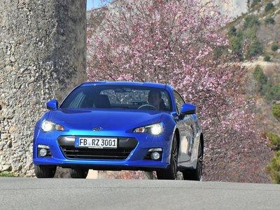 Subaru BRZ 2013 poster #1347654