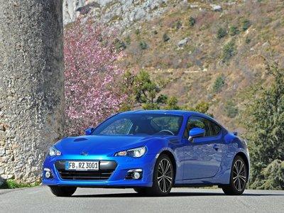 Subaru BRZ 2013 poster #1347684