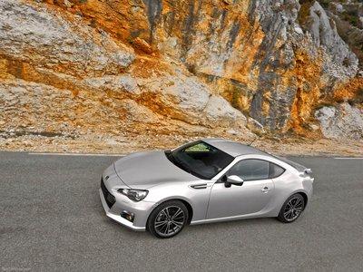Subaru BRZ 2013 poster #1347698