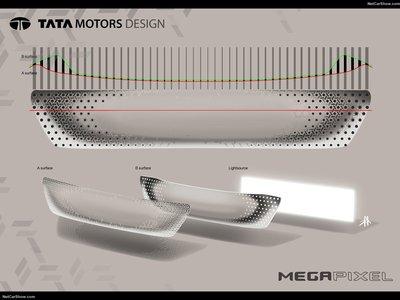 Tata Megapixel Concept 2012 Poster 1348503 Printcarposter