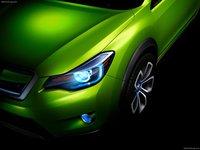 Subaru XV Concept 2011 poster