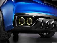 Subaru WRX Concept 2013 poster
