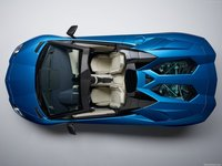 Lamborghini Aventador S Roadster 2018 poster